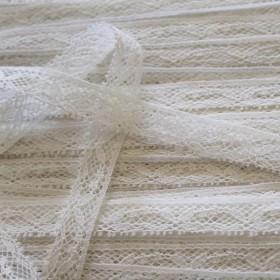 Cotton lace for miniatures,...